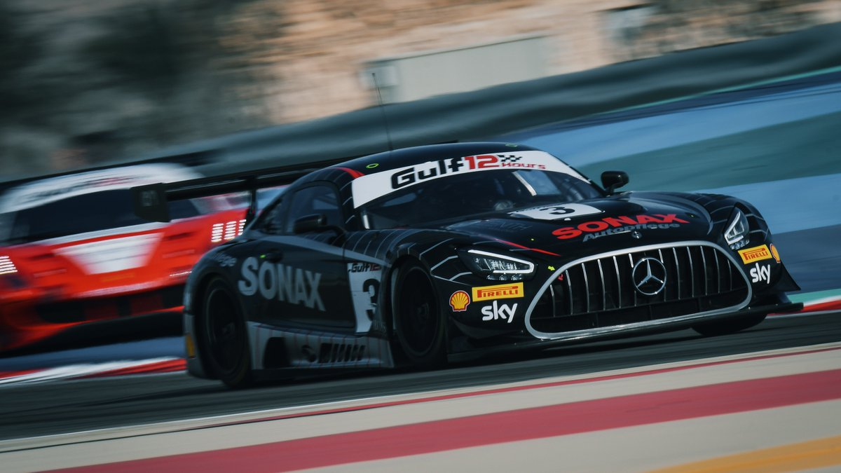 We're just 14 days into 2021, but @MercedesAMG have already picked up their first bit of silverware! 🏆   The Customer Racing Teams scored a Class win and an overall podium at the Gulf 12 Hours in Bahrain 👏 https://t.co/HeILGWn7iN