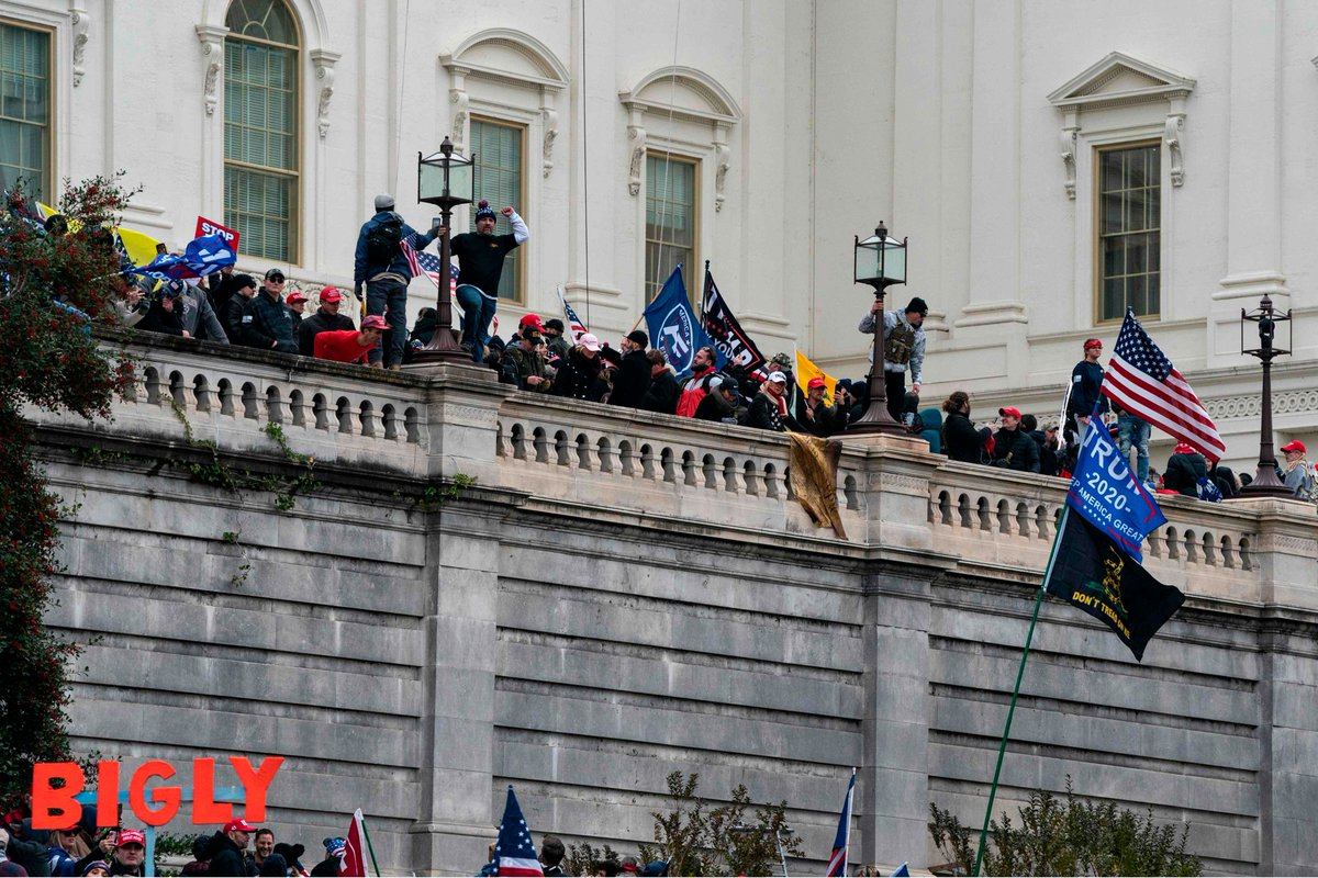 US #CapitolHill siege explained: How it happened and who were involved?  via @TOIWorld