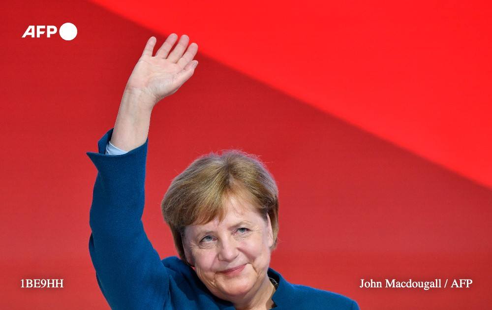 Merkels party to choose new leader ahead of German election Photo