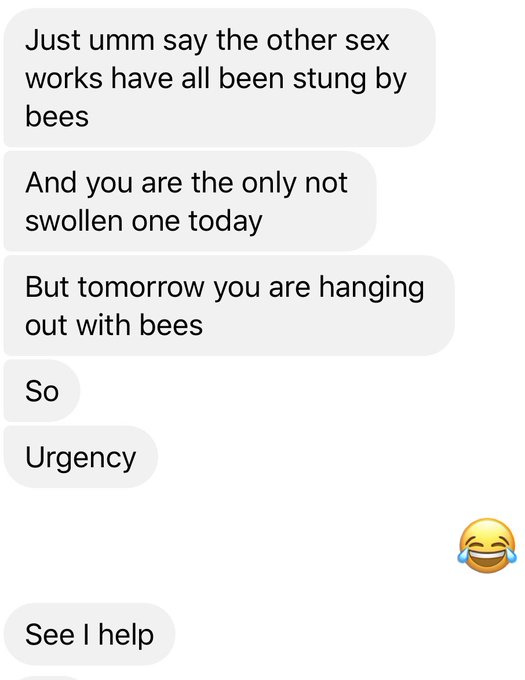 Civilian advice on how to attract clients 🐝 https://t.co/wk5fh8O6fp