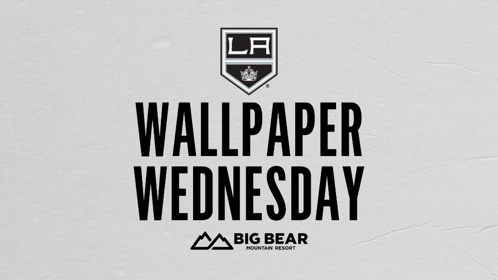 Get your lockscreens ready for tomorrow's season opener! #WallpaperWednesday  @bigbearmtresort | #GoKingsGo