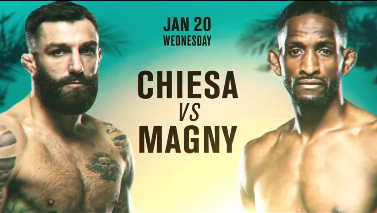 @ufc @ABCNetwork Wait on Wednesday🤔 https://t.co/0kGqUCa8RV