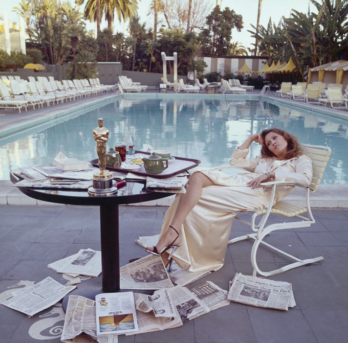 Happy 80th Birthday to  FAYE DUNAWAY