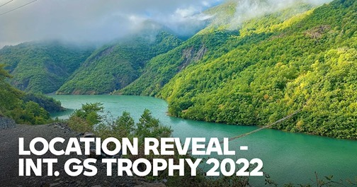 For the Int. #GSTrophy2022, we were looking for a place that offers the maximum adventure possibilities with diverse landscapes. Any guesses where that could be? 🗺️ Tune into the live reveal at 16:30 today. https://t.co/KB3f7PrqYd  #MakeLifeARide #SpiritOfGS #BMWMotorrad https://t.co/GPCFwlVh9k