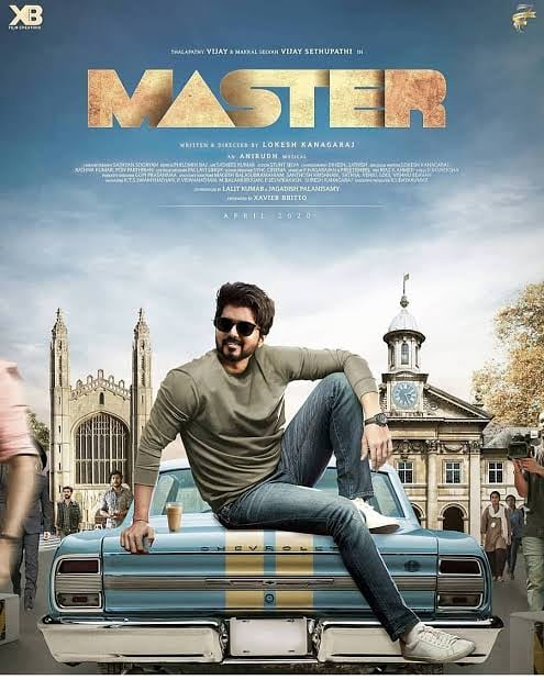 #ThalapathyVijay's #Master-piece released at the big screen! Have you booked your tickets yet?  #Master #malvikamohanan #Cinepolis #CinepolisIndia
