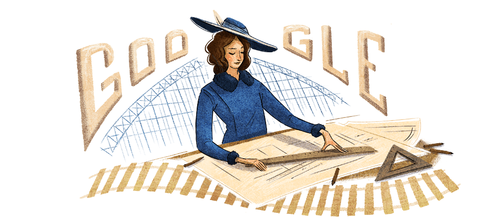 Today's #GoogleDoodle honors a woman who helped change an entire industry forever 🏗  Justicia Espada Acuña was one of the first female engineers in South America 🇨🇱 Learn how she became a symbol of progress and inspired generations of women in STEM 📚 →