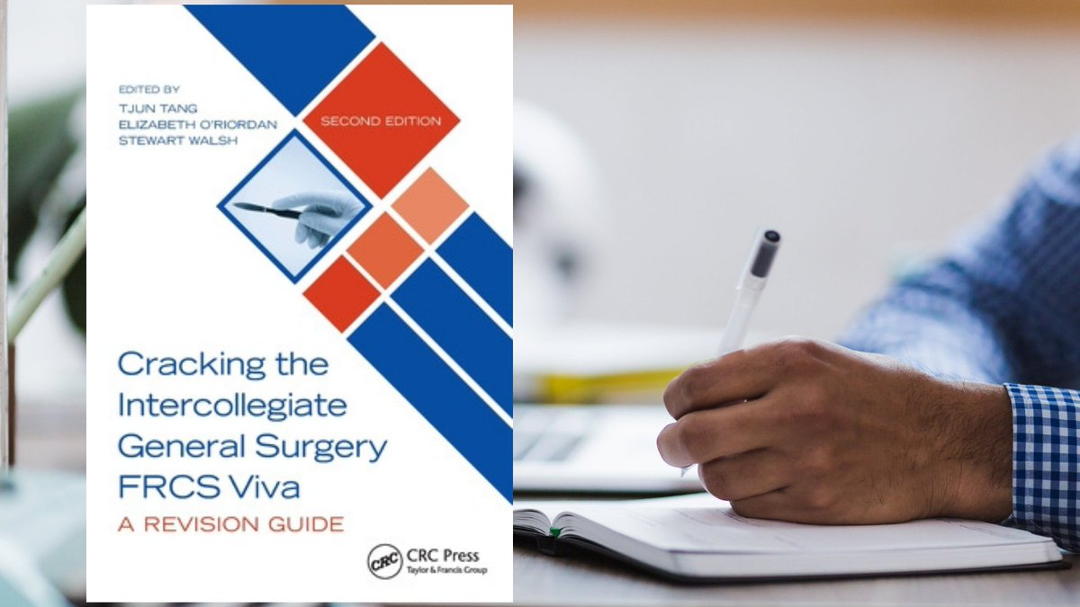 New ebook...Cracking the Intercollegiate General Surgery FRCS Viva, A Revision Guide. Essential reading for anyone preparing for the FRCS General Surgery exam.  Access it at:  Register for an OpenAthens account at   #teameliot