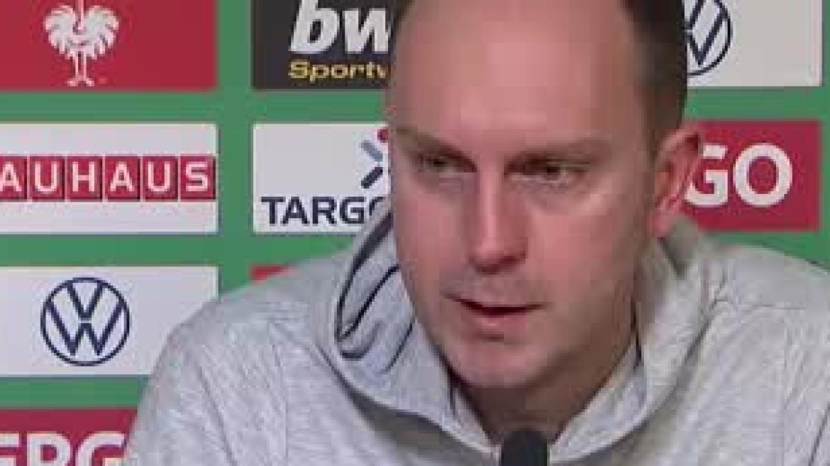 Das sagt Coach Ole Werner über die Sensation gegen Bayern https://t.co/yjNfaC6fkU https://t.co/ypxTtY0gHL