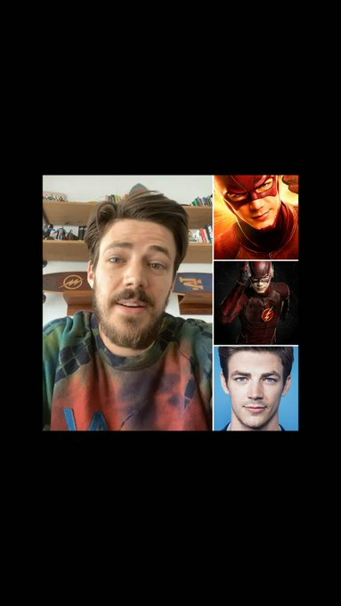 Happy birthday  Grant Gustin The Flash/ Barry Allen
