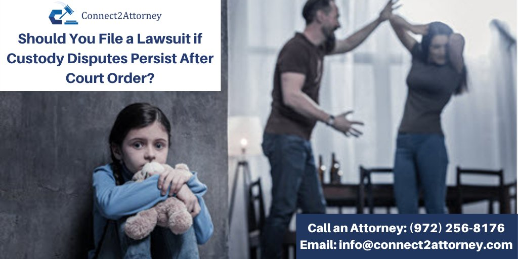 A parent may have sole physical custody and joint legal custody. Other times parents may share both physical and legal custody.  Attorney: (972) 256-8176 Email: info@connect2attorney.com  #ChildCustodyLawsuit #ChildCustodyAttorney #ChildCustodyLawfirm #Connect2Attorney #Kinzinger