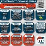 Image for the Tweet beginning: Miguelturra, afectada por las medidas
