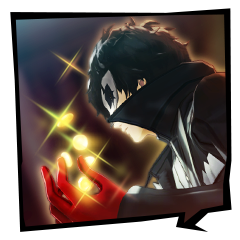 Persona 5 Aggressive Searcher (Bronze) Obtain 150 items from searchable objects in Palaces. #PS4share