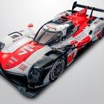 トヨタ、新型の耐久レース車両GR010HYBRIDを発表!