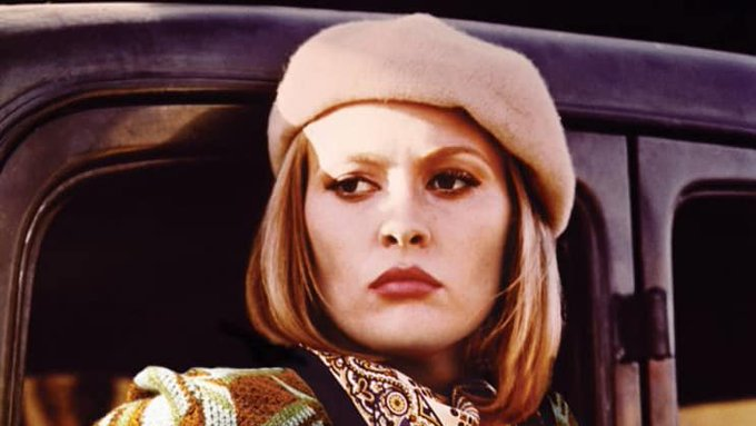 Happy Birthday to  Faye Dunaway. (January 14, 1941)