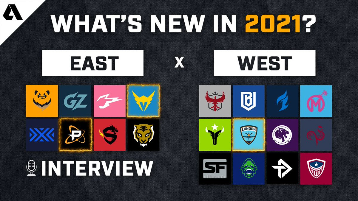Akshon Esports - A new format, tournaments, stream improvements, and more are coming to the @overwatchleague this season!  (and yes the @LAValiant are in the East)  To learn more and for an exclusive interview on the new changes check out our new video:  #OWL2021 #esports