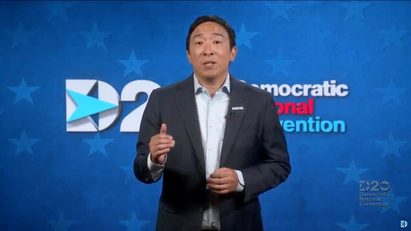 Former presidential contender Andrew Yang to run for New York mayor