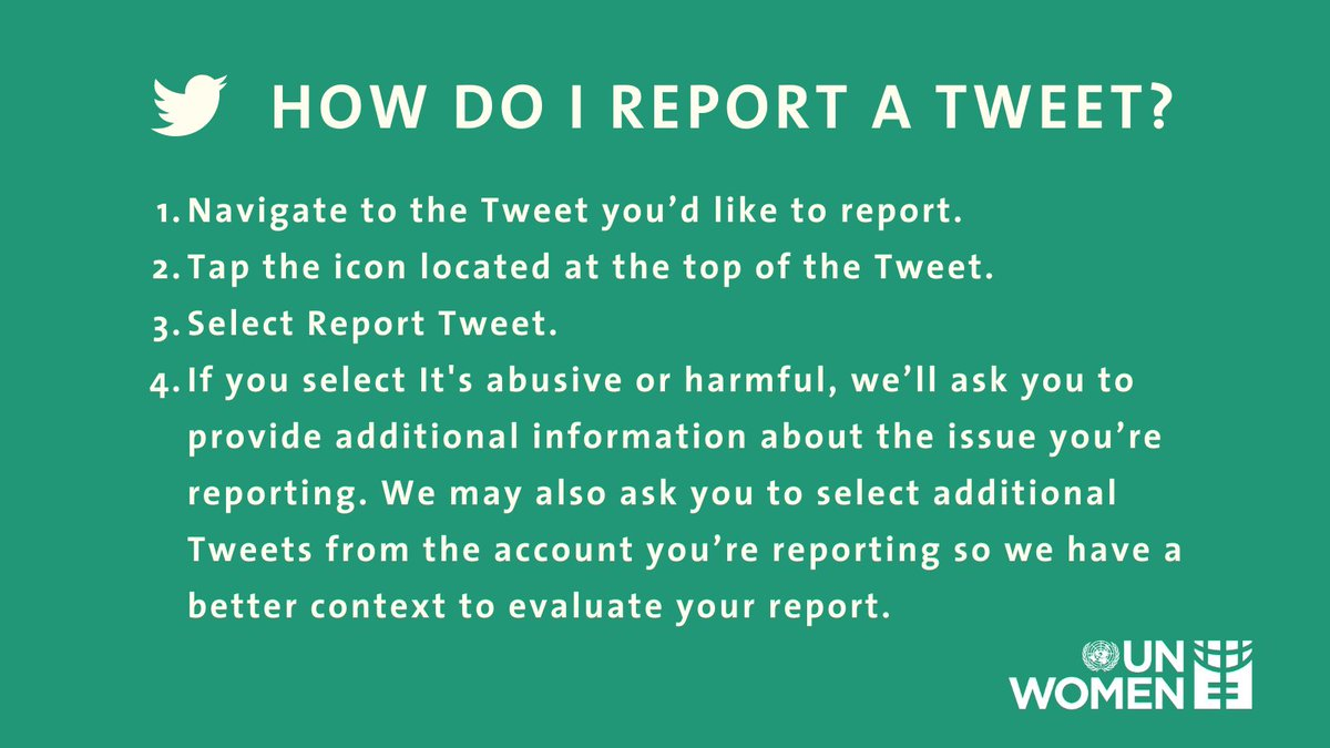 If you found harmful #misinformation on #Twitter here's how you can report it #takecarebeforeyoushare
