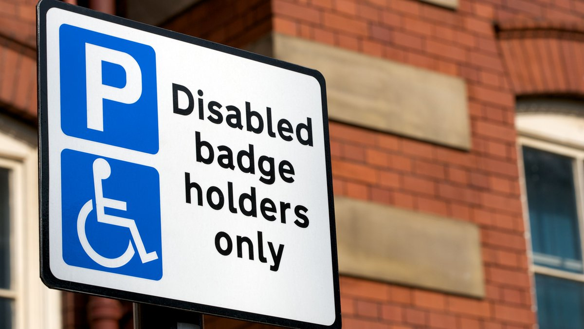 """""""Dying people don't have time to be rejected for blue badge parking permits.""""   Read more on the shocking results of a recent study:"""
