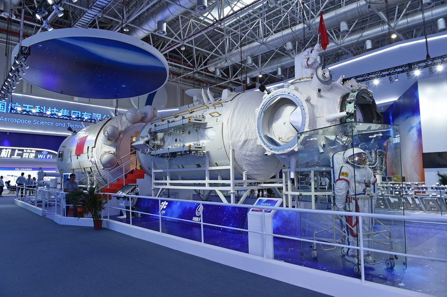 The core module of China's planned space station has passed a factory review, along with the project's Tianzhou-2 cargo craft