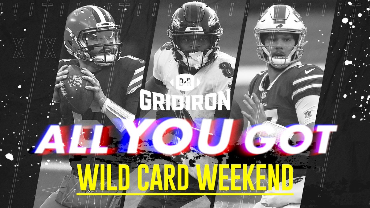 """Browns fans trolled JuJu after the W 🕺 Diggs called his shot 🔮 Ravens fans were hyped for Lamar 😈  Fans went wild during a historic Super Wild Card Round. Watch the debut of """"All You Got"""" @brgridiron x @NFLFilms"""