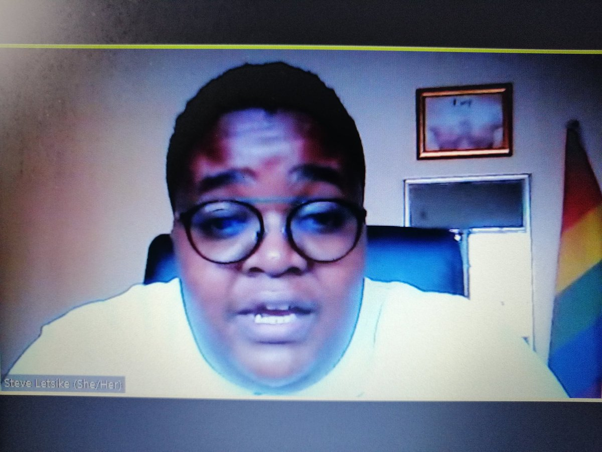 #TBPoliticalAdvocacy #Webinar Letsike: Civil society has demonstrated resilience and adaptability in the response to a myriad of health challenges the country has faced. @HealthZA @GlobalTBCaucus @SATBCaucus