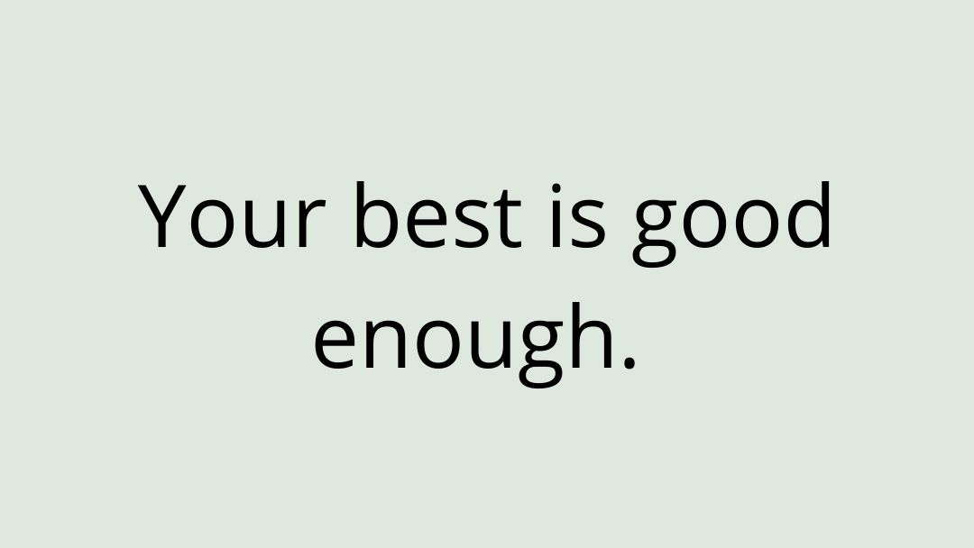Not sure who needs to hear this, but...