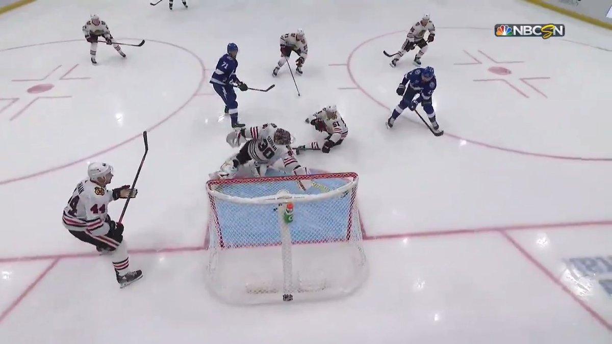 MALCOLM SUBBAN 🙌   @Subbz3r0 | #NHLFaceOff