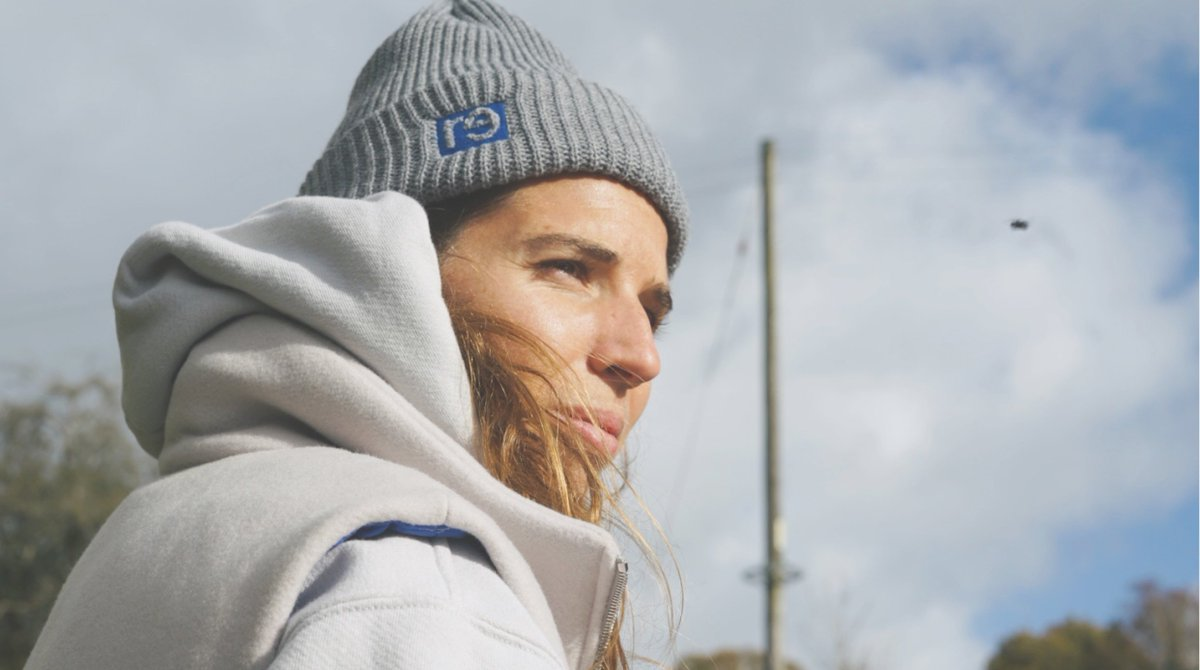 "re—journal   ""I'm most proud of the progress we've made in consciously creating products...""  —Tobin Heath, re—inc Creative Director   Read more our sustainable and ethical practices."