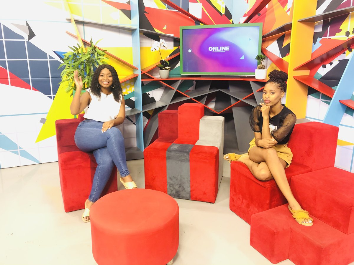 Well that's it for today but catch again tomorrow same place same time on @SABC_2 https://t.co/lXk1YARFPD
