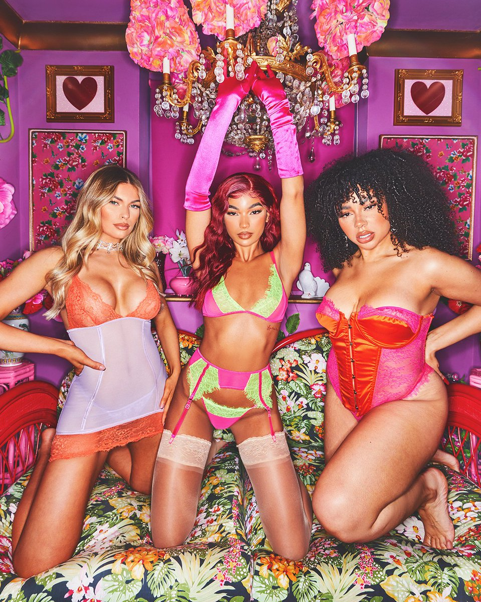 CUPID WHO!? 💘 Our totally dreamy Valentines edit is online RN 👼 Whatever you're up to this February 14th, get ready to give the look of love 😍👉