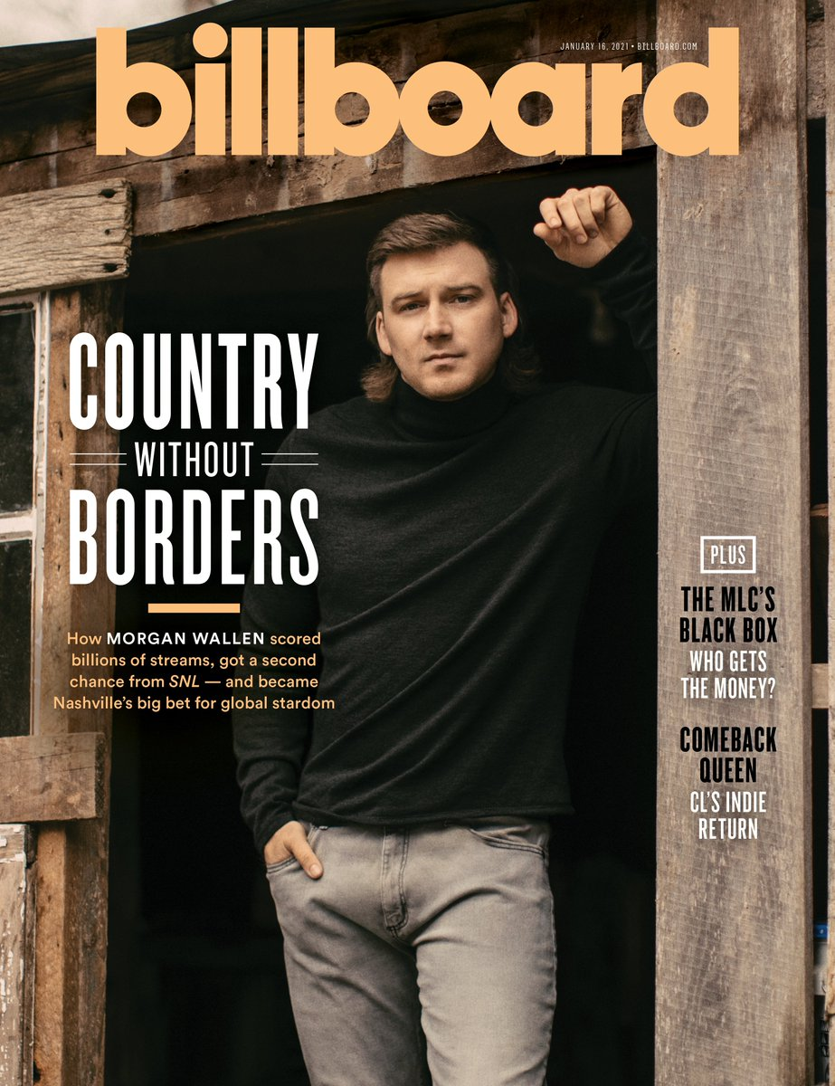 With his unmistakable voice, backwoods bonafides and rule-breaker charm, @MorganWallen is a country streaming sensation. Will he be country's next global star?  Read the cover story here: