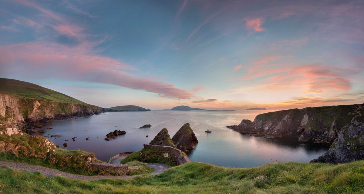 Be transported via livestream to a unique part of the southwest of Ireland and learn of the region's history, food and culture.  Connect with a local, live from your own home, in #Ireland🇮🇪. 👉