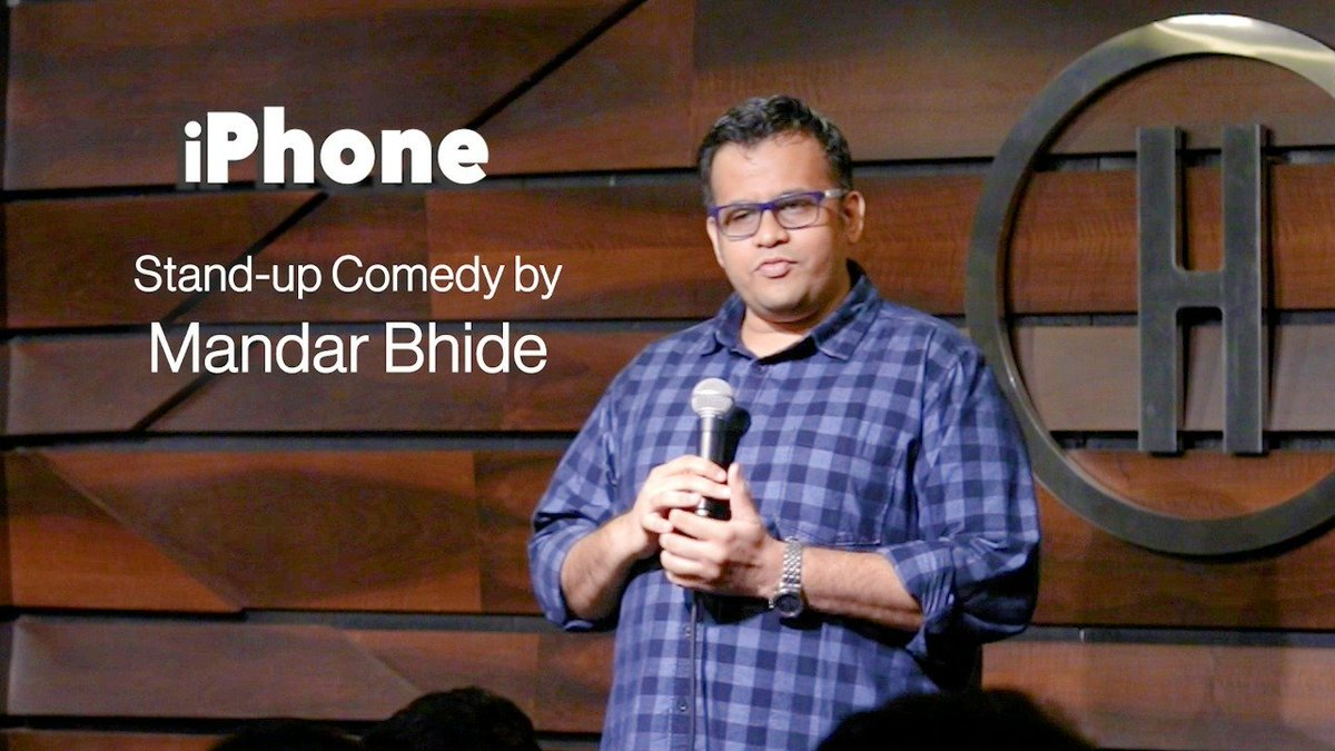 Have released a new stand up video. RT to get a chance to win the latest iphone. Just kidding but please RT karr do.