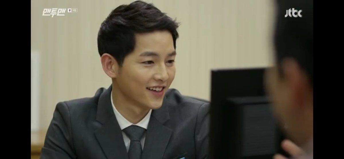 Menawan sekali bapak song joong ki #songjoongki #cameo #mantoman