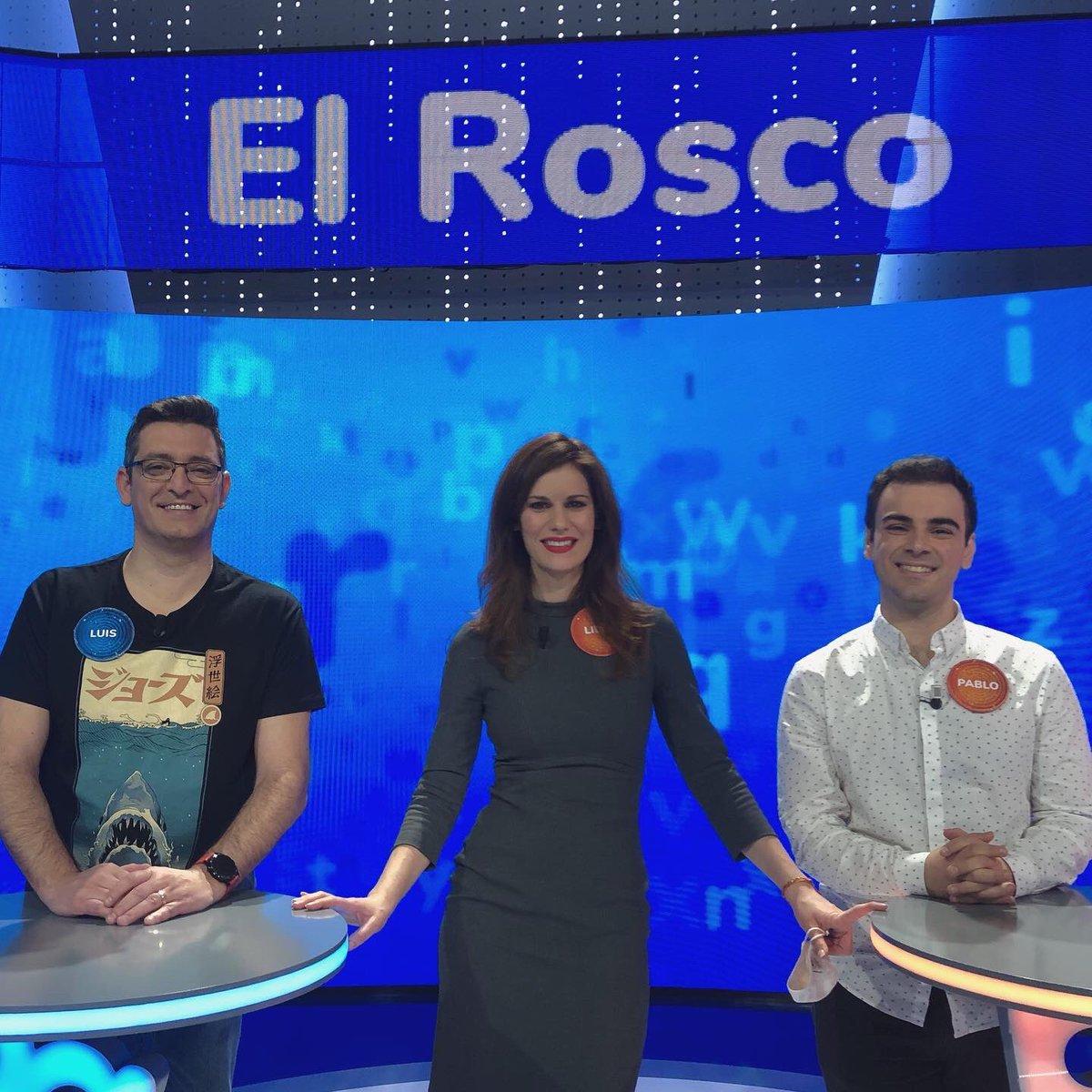 RT @Lidia_San_Jose: Aquí, las 3 personas que más programas de @PasapalabraA3 han hecho.  #pasapalabra171 https://t.co/DR1E8DTaVH