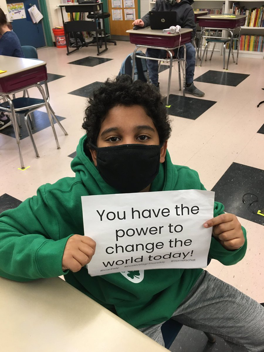 We have the power to change the world #positivesignthursday #jjsecretagents