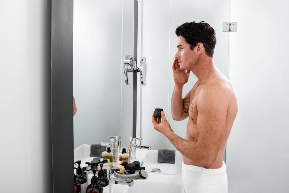 How we at Lumin are revolutionizing the men's grooming industry  Sponsored by @lumin_skin