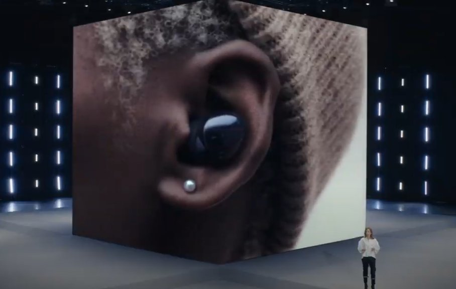 enjoy the ultimate sound experience with Galaxy Buds Pro  #SamsungUnpacked