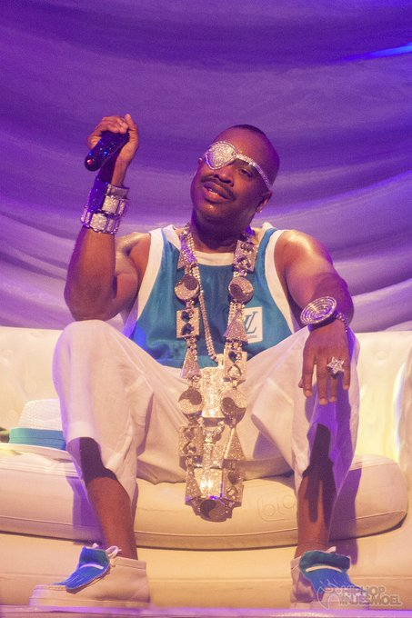Happy birthday, Slick Rick!