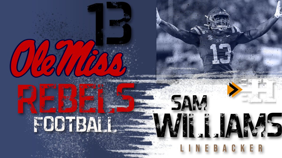 Inside the Hashes Exclusive Interview with LB Sam Williams @DegarrickSamuel   Check It Out HERE 📽️⬇️   Interviewed By our own  @GuarinCamargo  ---------- #SEC #Rebels #olemissfootball #olemiss #football #ncaa #ncaa #cfb