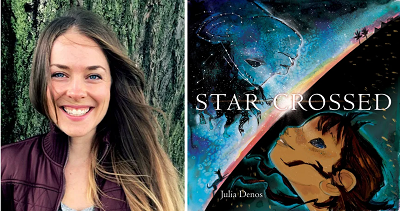 test Twitter Media - Welcome Julia Denos to our Virtual Book Tour! The award-winning author stops by to talk about her latest picture book, Starcrossed. Visit our blog for an exclusive interview, activities and much more! https://t.co/i8BxNUx6JG  @JuliaDraw @HMHbooks @HMHKids https://t.co/f4fZYUZpmA