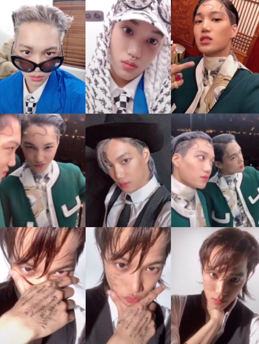 #MomentsWithKai when he would countdown all the teasers with us everyday and give us exclusive content afterwards