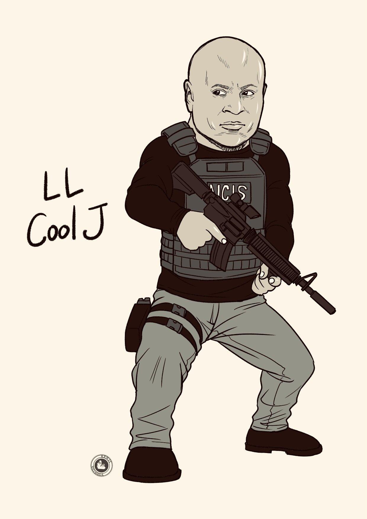 LL     J              Happy Birthday  LL Cool J