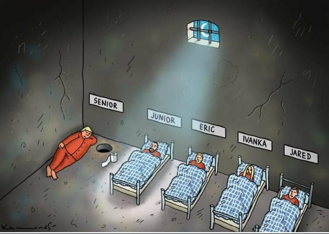 #ConvictTrump