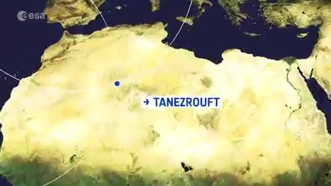 Welcome back to the #EarthFromSpace programme! For the first episode of 2021 we fly over the Tanezrouft Basin – one of the most desolate parts of the Sahara Desert. Will you join us? esa.int/ESA_Multimedia…