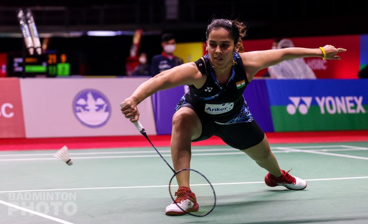 Lost in the second round today against busanan from Thailand.. 23-21 , 14-21 , 16-21  in 70 mins match .. overall very tough tournament after recovering from covid and could prepare only for two weeks before this... but happy that I tried my best n gave it all 👍 #ThailandOpen
