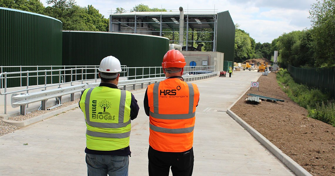 test Twitter Media - Read how the HRS DCS helped to maximise the use of renewable energy while saving tonnes of CO2 and over £90,000 pa by using nutrient-rich digestate effectively and by reusing as much heat as possible in a now more efficient AD plant.  https://t.co/kjp0XgZFfz #digestateprocessing https://t.co/CMRfgfv2WL