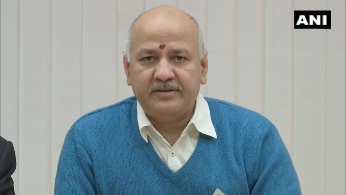 North & East municipal corporations are bankrupt, they have Rs 12 crores & Rs 99 lakh in their bank accounts respectively. They have a loan amount of Rs 6,276 crores to be paid to the Delhi govt. BJP has left the MCDs bankrupt: Delhi's Dy CM Manish Sisodia