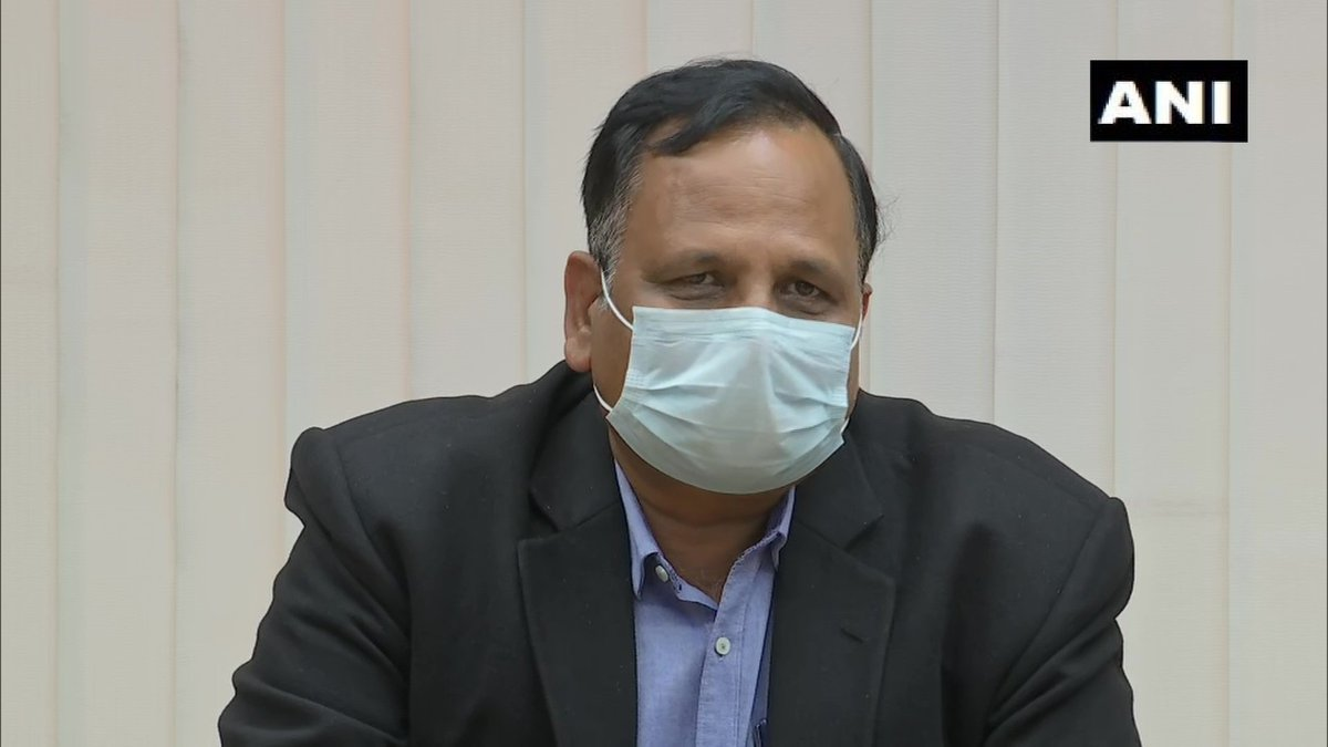 After reducing the budget of several departments of Delhi govt, we are releasing Rs 938 crores to pay for the salaries of MCD employees: Delhi minister Satyendra Jain