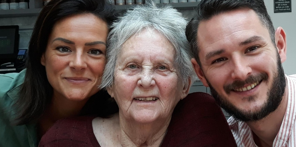 'Mum was not Mum.' When Jacqueline's mum Audrey stopped doing the things she enjoyed, they visited her GP. Read the story of Audrey's diagnosis with Alzheimer's disease and the changes in her behaviour: